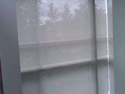 Interior Solar Screens