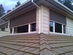 Solar Shades Otter Creek Awnings Roller Shades The Sun And