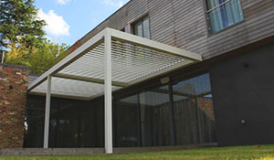 Outdoor Structure - Pergola System