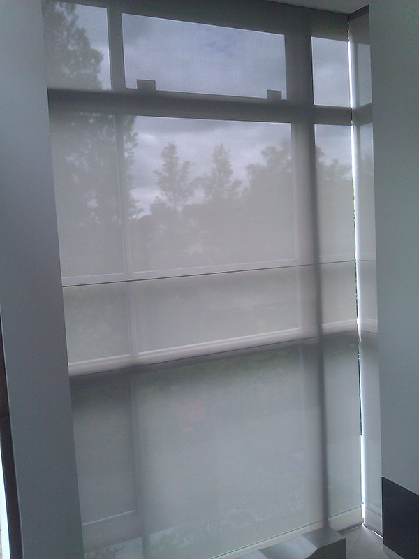 Seattle Outdoor Solar Screens Sunrise Shading